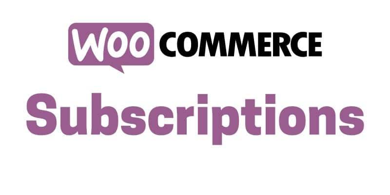 WooCommerce subscriptions   Die WP-Meister