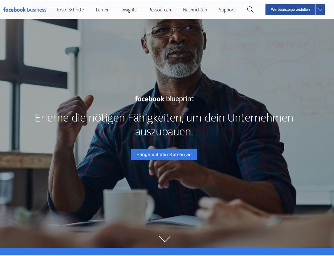 facebook blueprint   Die WP-Meister