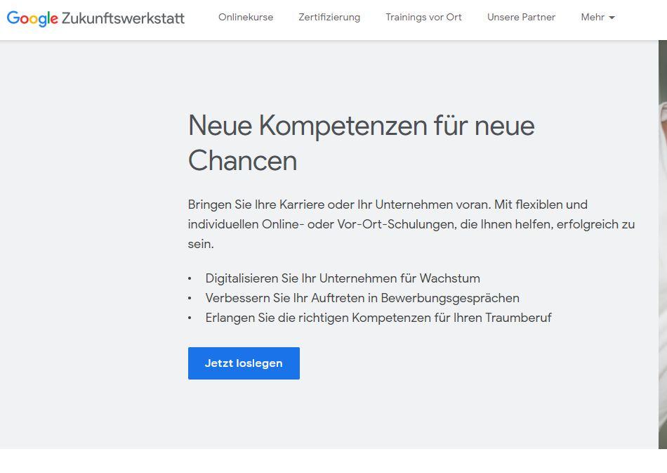 google zukunftswerkstatt   Die WP-Meister