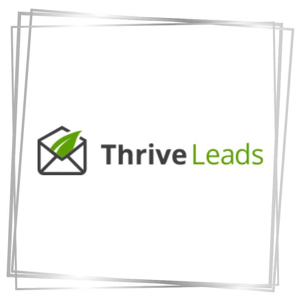 thrive leads plugin | Die WP-Meister