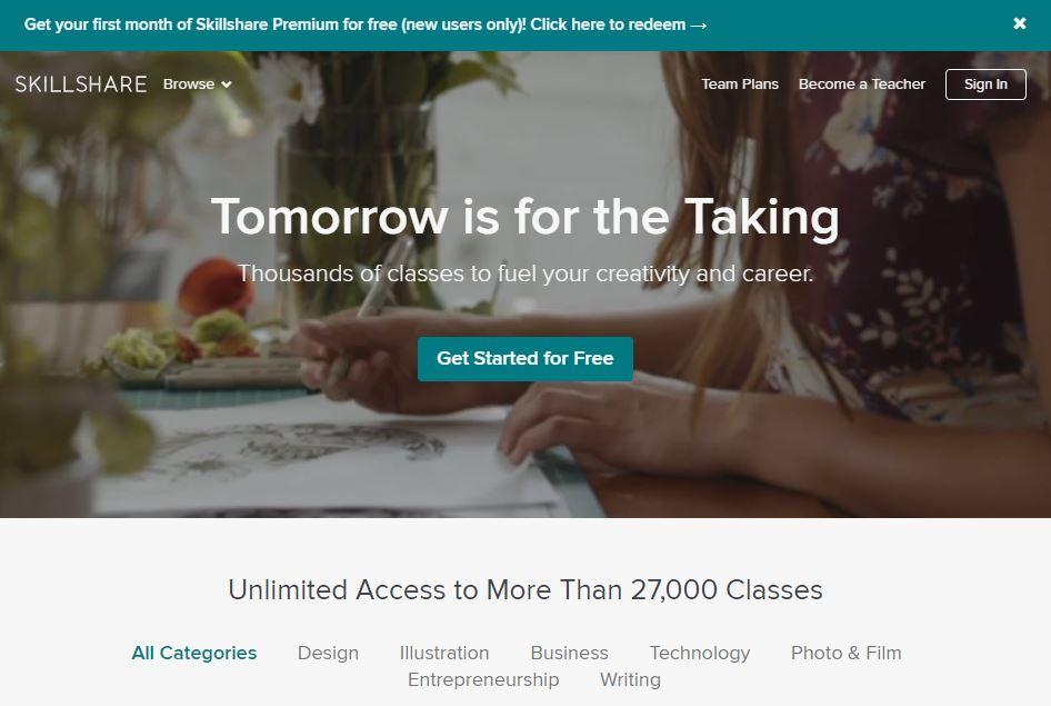 skillshare affiliate link | Die WP-Meister